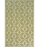 RugStudio presents Trans-Ocean Spello Arabesque Sage 2117/16 Hand-Hooked Area Rug