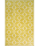 RugStudio presents Trans-Ocean Spello Arabesque Yellow 2117/09 Hand-Hooked Area Rug
