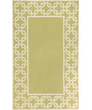 RugStudio presents Trans-Ocean Spello Chain Border Sage 2142/16 Hand-Hooked Area Rug