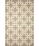 RugStudio presents Rugstudio Sample Sale 102373R Natural 2018/12 Hand-Hooked Area Rug