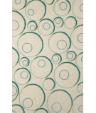 RugStudio presents Trans-Ocean Spello Hoops Neutral 1936/04 Hand-Hooked Area Rug