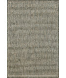 RugStudio presents Trans-Ocean Terrace Texture Charcoal 1762/67 Woven Area Rug
