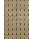 RugStudio presents Trans-Ocean Terrace Tile Silver 1744/58 Woven Area Rug