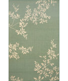 RugStudio presents Trans-Ocean Terrace Vine Aqua 1752/73 Woven Area Rug