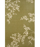 RugStudio presents Trans-Ocean Terrace Vine Green 1752/76 Woven Area Rug