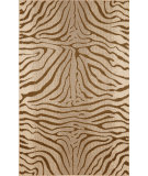 RugStudio presents Trans-Ocean Terrace Zebra Brown 1712/89 Woven Area Rug