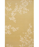 RugStudio presents Trans-Ocean Terrace Vine Yellow 1752/59 Woven Area Rug