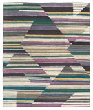 RugStudio presents Tufenkian Lama Abstract Fall Color Area Rug