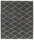 RugStudio presents Tufenkian Lama Archloop Carbon Area Rug
