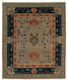 RugStudio presents Tufenkian Setana Big Donegal Truffle Hand-Knotted, Good Quality Area Rug