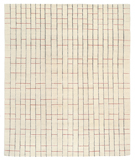 RugStudio presents Tufenkian Lama Blipmarks Red Area Rug