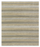 RugStudio presents Tufenkian Timpa Boardwalk Storm Hand-Knotted, Good Quality Area Rug