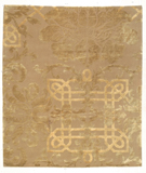 RugStudio presents Tufenkian Timpa Brocade Duchess Hand-Knotted, Good Quality Area Rug