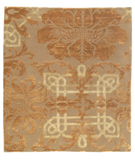 RugStudio presents Tufenkian Timpa Brocade Versailles Hand-Knotted, Good Quality Area Rug