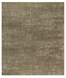 RugStudio presents Tufenkian Timpa Burlap Light Loden Hand-Knotted, Good Quality Area Rug