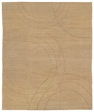 RugStudio presents Tufenkian Shakti Cirque Shell Hand-Knotted, Good Quality Area Rug