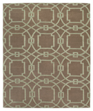 RugStudio presents Tufenkian Shakti Cloister Applewood Hand-Knotted, Good Quality Area Rug