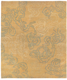 RugStudio presents Tufenkian Shakti Cloud Nine Desert Hand-Knotted, Good Quality Area Rug