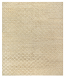 RugStudio presents Tufenkian Timpa Cobblestone Linen Hand-Knotted, Good Quality Area Rug