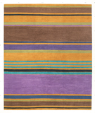 RugStudio presents Tufenkian Lama Copacabana Sugarplum Area Rug