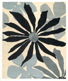 RugStudio presents Tufenkian Lama Daisy Mae Touch Of Grey Area Rug