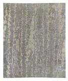 RugStudio presents Tufenkian Shakti Desert Smoke Hand-Knotted, Good Quality Area Rug