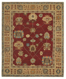 RugStudio presents Tufenkian Kotana Dorset Pomegranate Area Rug