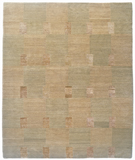 RugStudio presents Tufenkian Shakti Double Square Cane Hand-Knotted, Best Quality Area Rug