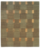 RugStudio presents Tufenkian Shakti Double Square Soapstone Hand-Knotted, Good Quality Area Rug