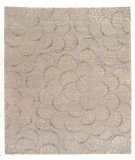 RugStudio presents Tufenkian Shakti Effervescence Amethyst Hand-Knotted, Good Quality Area Rug