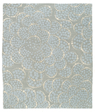 RugStudio presents Tufenkian Shakti Effervescence Blanc De Chine Hand-Knotted, Good Quality Area Rug