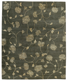 RugStudio presents Tufenkian Shakti Enchantment Nightfall Hand-Knotted, Good Quality Area Rug