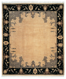RugStudio presents Tufenkian Setana Erzerum Pale Taupe Area Rug