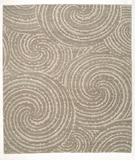 RugStudio presents Tufenkian Shakti Galaxy Alabaster Area Rug