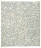 RugStudio presents Tufenkian Shakti Galaxy Crystal Blue Area Rug