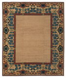 RugStudio presents Tufenkian Kotana Inverness Border Tiffany Area Rug