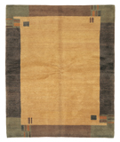 RugStudio presents Tufenkian Setana Kensington Toast Area Rug