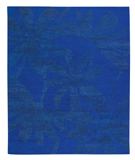 RugStudio presents Tufenkian Lama Paradise Killer Blue Area Rug