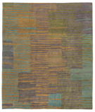 RugStudio presents Tufenkian Timpa Righe Capri Area Rug