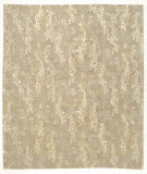 RugStudio presents Tufenkian Shakti Sequins Silver Shadow Area Rug