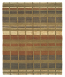 RugStudio presents Tufenkian Shakti Sliding Square Antelope Area Rug