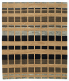 RugStudio presents Tufenkian Shakti Sliding Square Palomino Area Rug