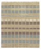 RugStudio presents Tufenkian Shakti Sliding Square Sandbar Area Rug