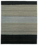 RugStudio presents Tufenkian Lama Tapeats Graphite Area Rug