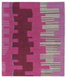 RugStudio presents Tufenkian Lama Topo Blush Area Rug