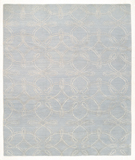 RugStudio presents Tufenkian Shakti Tracery Aquamarine Area Rug