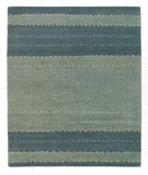 RugStudio presents Tufenkian Lama Vishnu Cool Water Area Rug