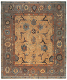 RugStudio presents Tufenkian Setana Zagros Hemp Area Rug