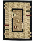RugStudio presents United Weavers Contours Marquette 22376 Onyx Machine Woven, Good Quality Area Rug