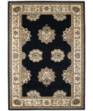 RugStudio presents United Weavers Contours Zara 23676 Onyx Machine Woven, Good Quality Area Rug